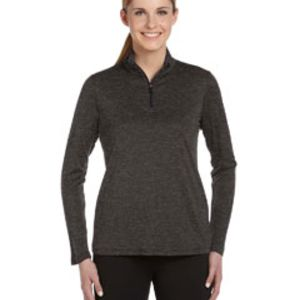 Ladies' Quarter-Zip Lightweight Pullover Thumbnail