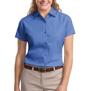 Ladies Short Sleeve Easy Care Shirt Thumbnail