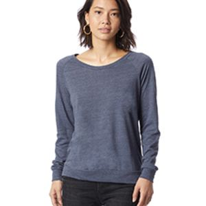 Ladies' Slouchy Eco-Jersey™ Pullover Thumbnail