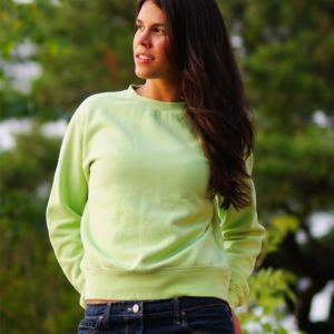 Comfort Colors Ladies' Crewneck Sweatshirt Thumbnail
