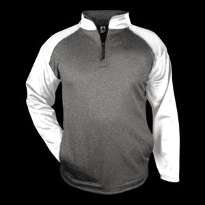 Adult Sport Heather 1/4-Zip Fleece Thumbnail