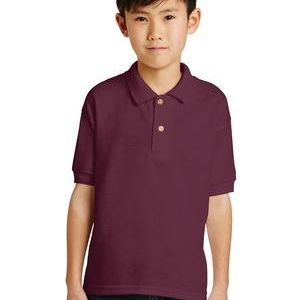 Youth DryBlend ® 6 Ounce Jersey Knit Sport Shirt Thumbnail