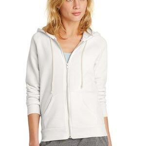Alternative Women's Adrian Eco ™ Fleece Zip Hoodie Thumbnail