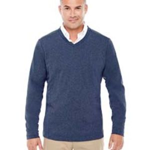 Adult Fairfield Herringbone V-Neck Pullover Thumbnail