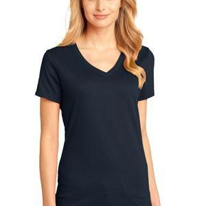 Ladies Perfect Weight ® V Neck Tee Thumbnail